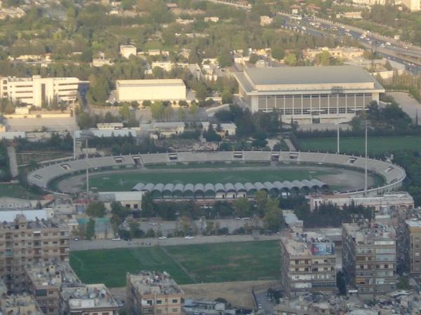Al-Fayhaa Stadium, Dimashq (Damascus)