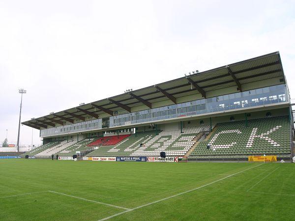 Stadion Lohmühle, Lübeck