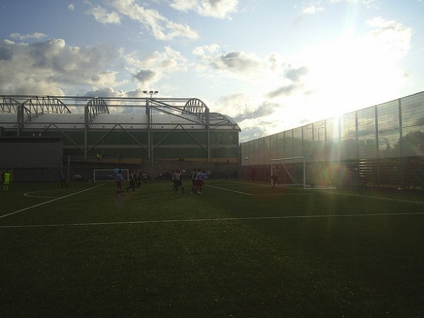 Toryglen Regional Football Centre Field 1, Glasgow