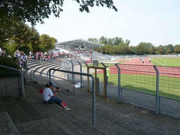 Frankenstadion Heilbronn, Heilbronn