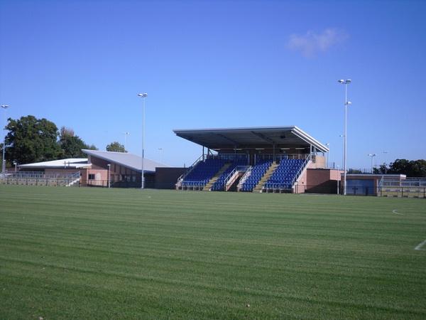 Testwood Stadium, Totton, Hampshire