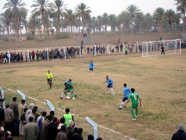 Al Shirqat Stadium, Al Shirqat