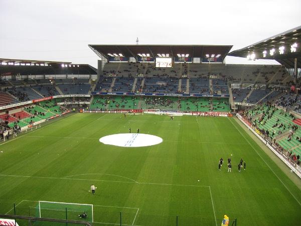 Roazhon Park, Rennes