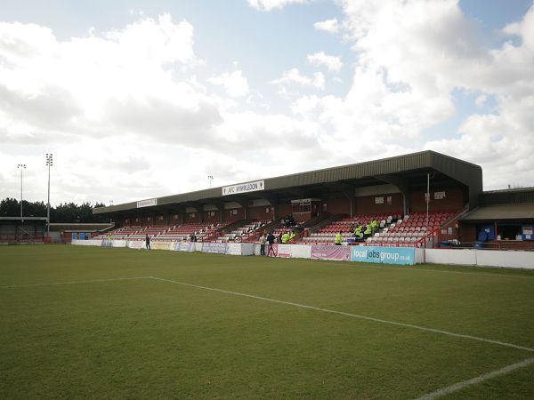 Cherry Red Records Fans' Stadium, Kingston upon Thames, Surrey