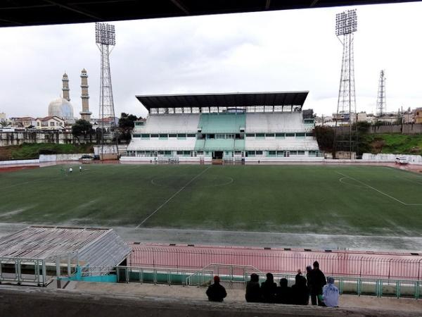 Stade Omar Benhaddad, Kouba