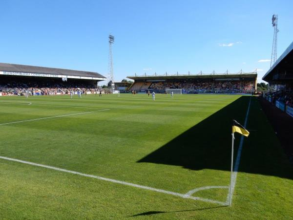 Abbey Stadium, Cambridge, Cambridgeshire