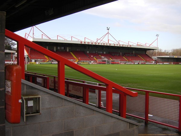 Checkatrade.com Stadium, Crawley, West Sussex
