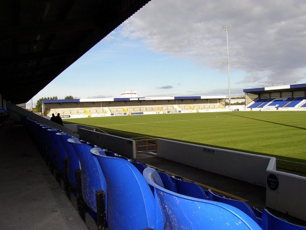 Lookers Vauxhall Stadium, Chester, Cheshire