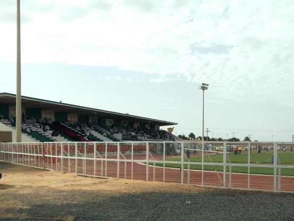 Al-Najma Club Stadium, Unaizah