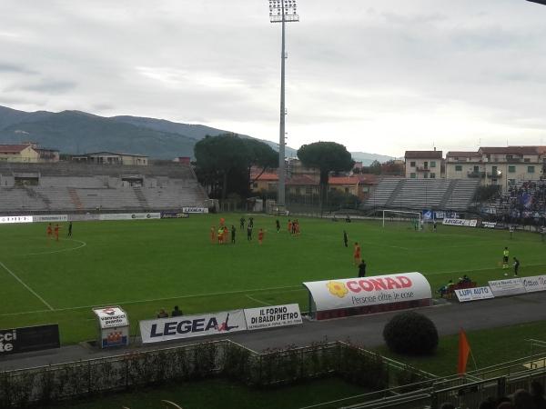 Stadio Marcello Melani, Pistoia