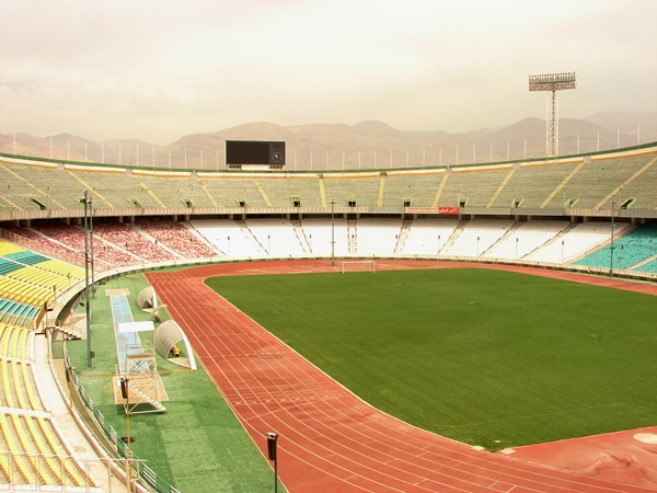 Azadi Stadium, Tehrān (Teheran)