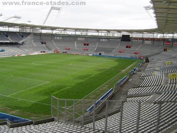 Stadium de Toulouse, Toulouse