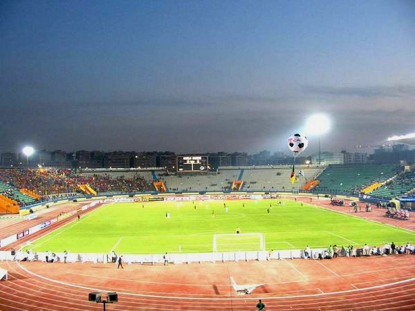 Cairo Military Academy Stadium, al-Qāhirah (Cairo)