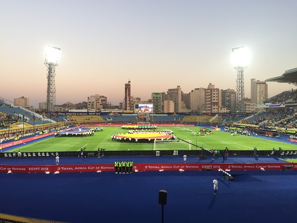 Ismaïlia Stadium, Ismailia