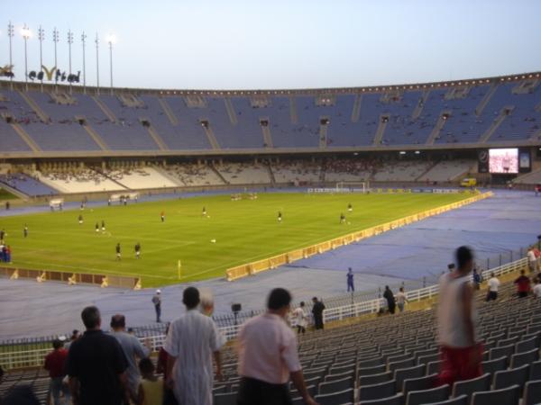 Stade du 5 Juillet 1962, al-Jazā'ir (Algiers)