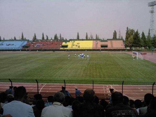 Stade Akit Lotfi, Tilimsân (Tlemcen)
