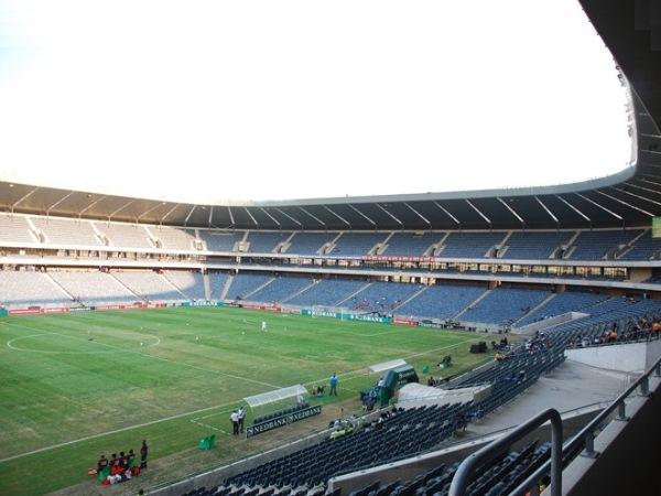 Orlando Stadium, Johannesburg, GA