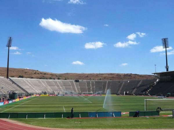 Lucas Masterpieces Moripe Stadium, Pretoria, GT