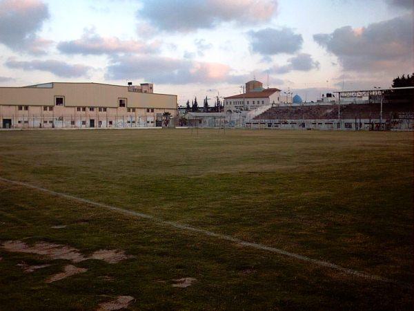 Al Nasr Stadium, Khan Yunis, Gaza