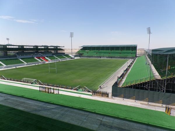 The Sevens Stadium, Dubayy (Dubai)