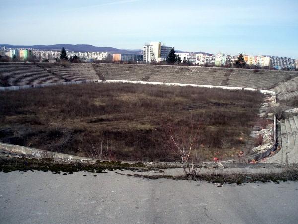 Všešportový Areál, Košice