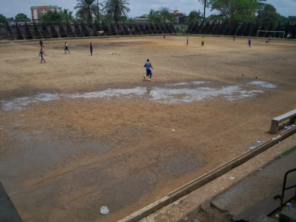 Stade Mbappe Leppe, Douala