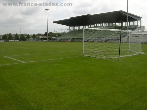 Stade Didier Deschamps, Bayonne