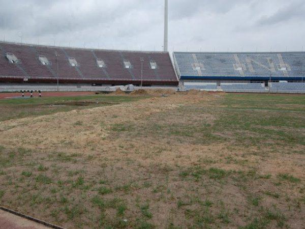 Lagos National Stadium, Lagos