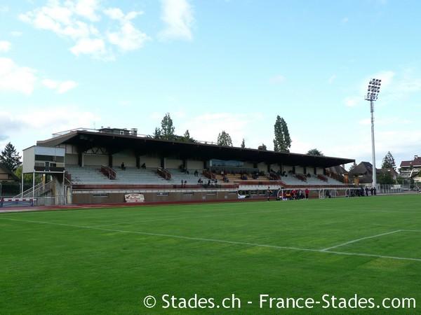 Stade Joseph Moynat, Thonon-les-Bains