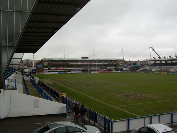 Cardiff Arms Park, Cardiff (Caerdydd)