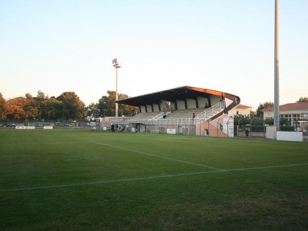 Stade Eugène-Pourcin, Fréjus
