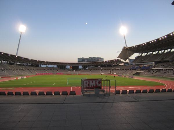 Stade Sébastien-Charléty, Paris