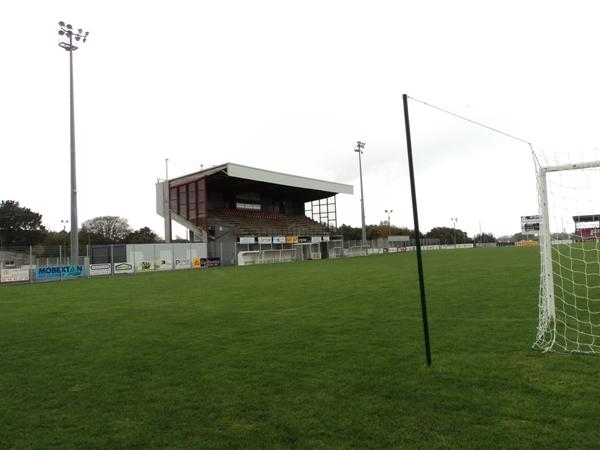 Stade de Kervéguen, Plabennec