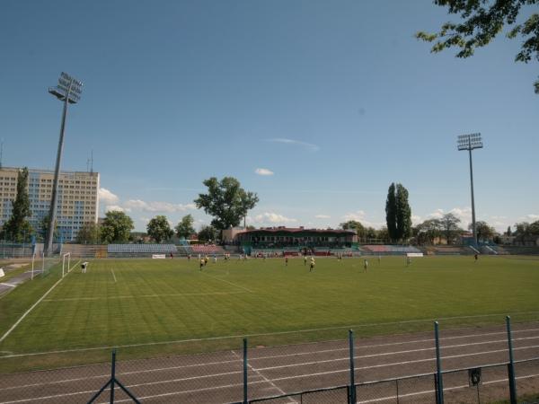 Stadion Kujawiaka Włocławek, Włocławek