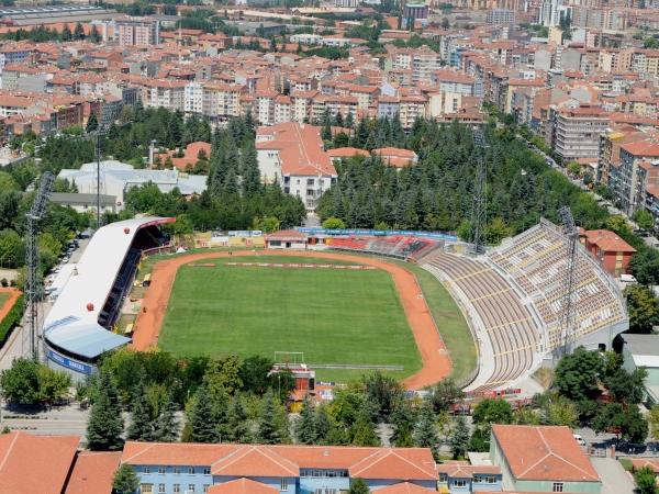 Eskişehir Atatürk Stadyumu, Eskişehir