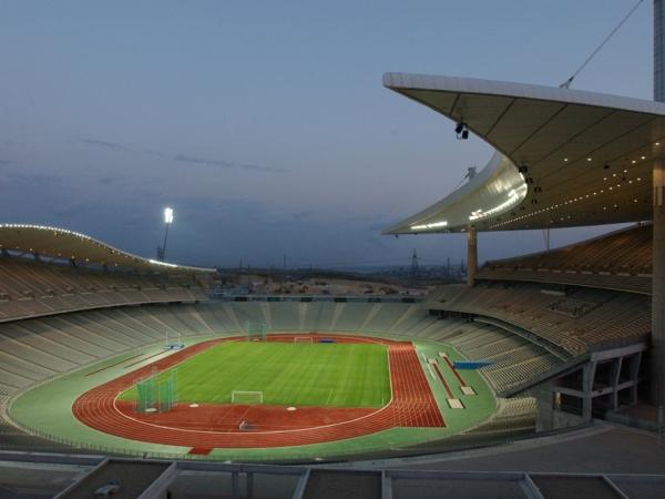 Atatürk Olimpiyat Stadı, İstanbul