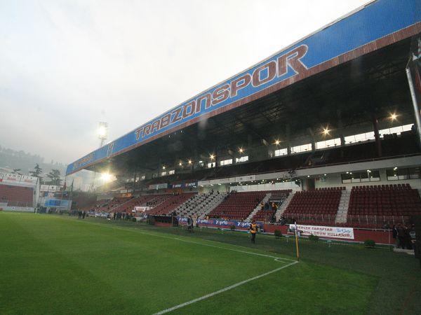 Hüseyin Avni Aker Stadyumu, Trabzon