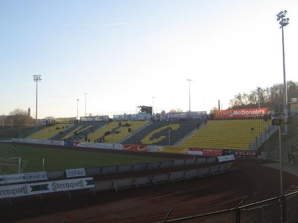 Sternquell-Arena, Plauen
