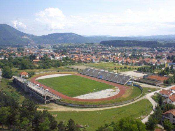 Gradski Stadion, Berane
