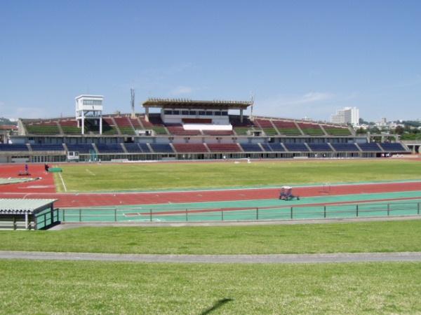 Okinawa City Athletics Stadium, Okinawa
