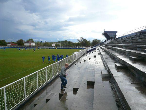 Stadion Trešnjica, Golubovci