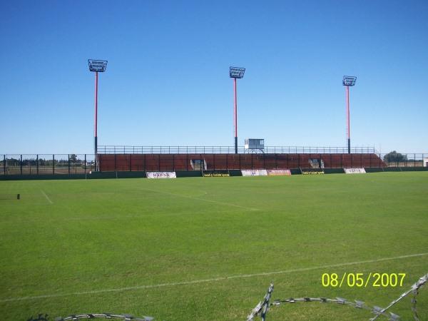 Estadio Jose Omar Pastoriza, Arroyo Seco, Provincia de Santa Fe