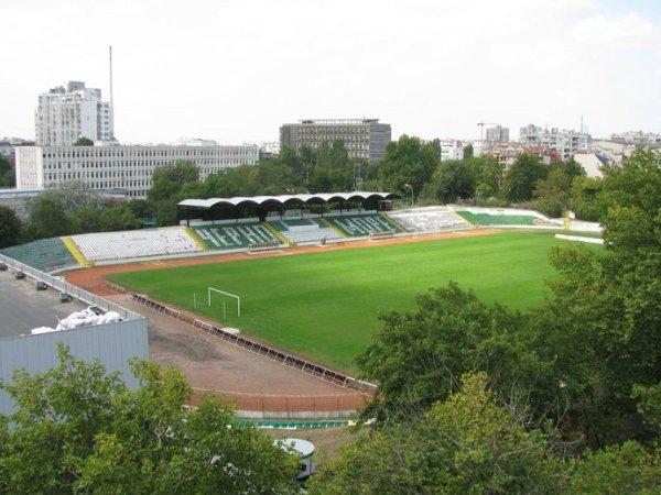 Stadion Ticha, Varna