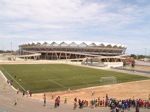 Uhuru Stadium, Dar-es-Salaam