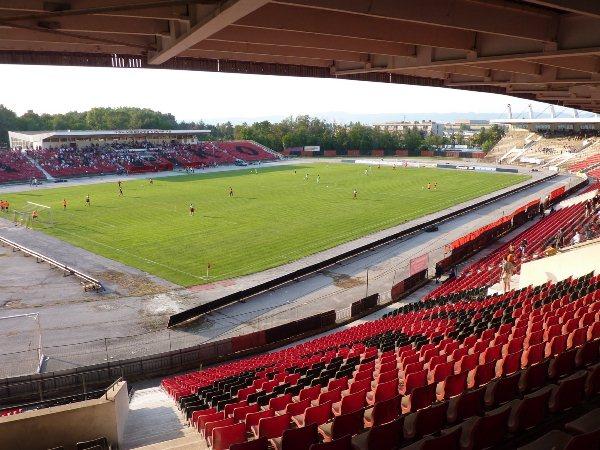Stadion Lokomotiv, Sofia