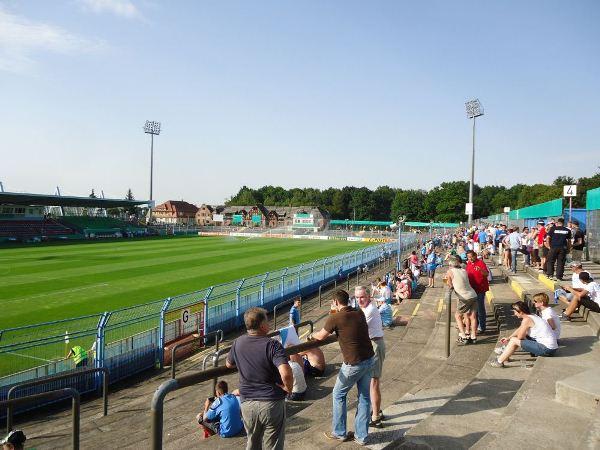 Stadion an der Gellertstraße, Chemnitz
