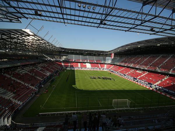 Wörthersee Stadion, Klagenfurt am Wörthersee