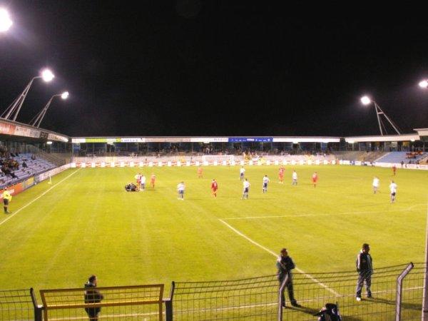 Jade-Stadion, Wilhelmshaven