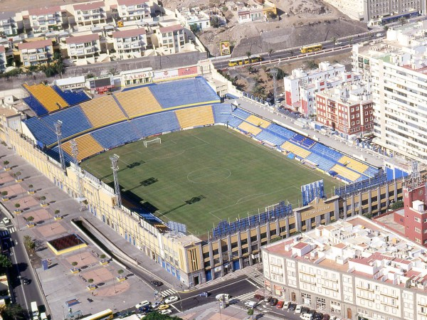Estadio Insular, Las Palmas de Gran Canaria