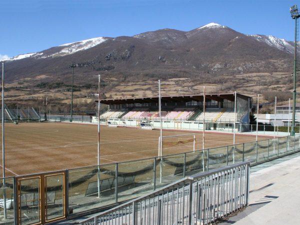 Stadio Teofilo Patini, Castel di Sangro
